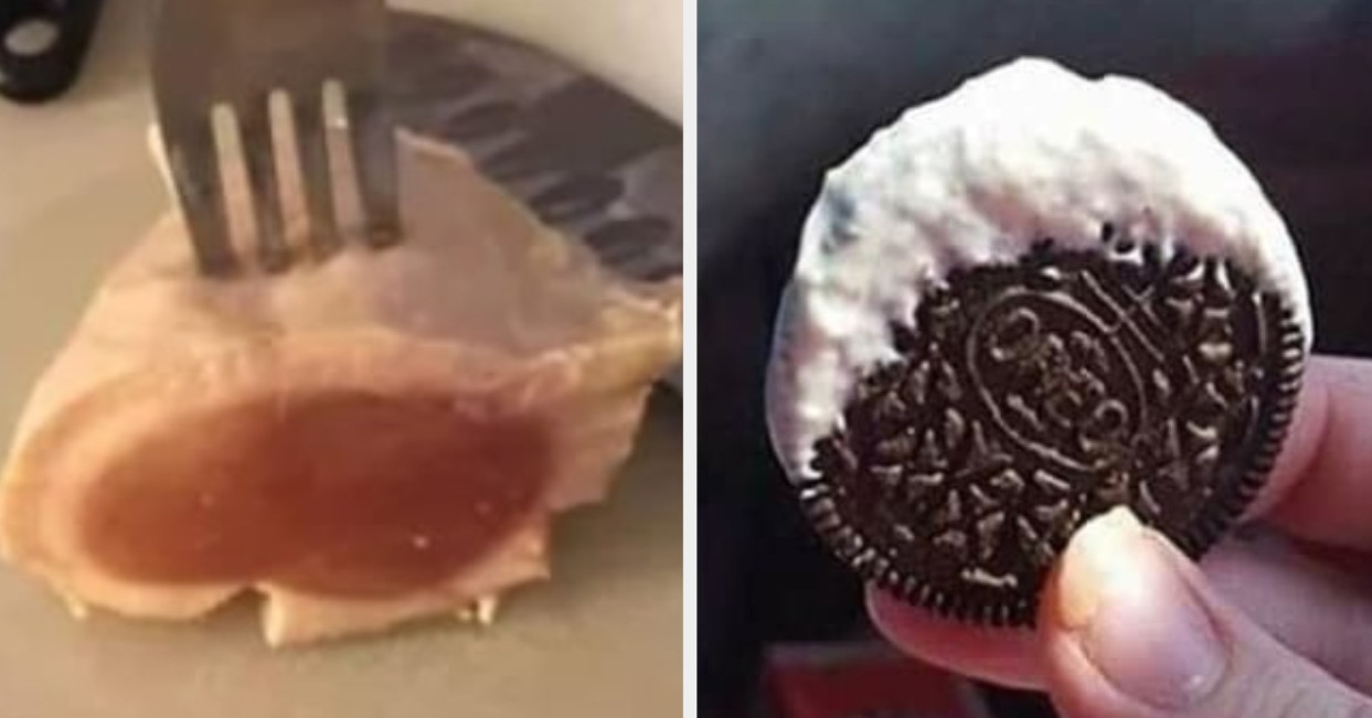 21 People Who Are About Three Seconds Away From Food Poisoning