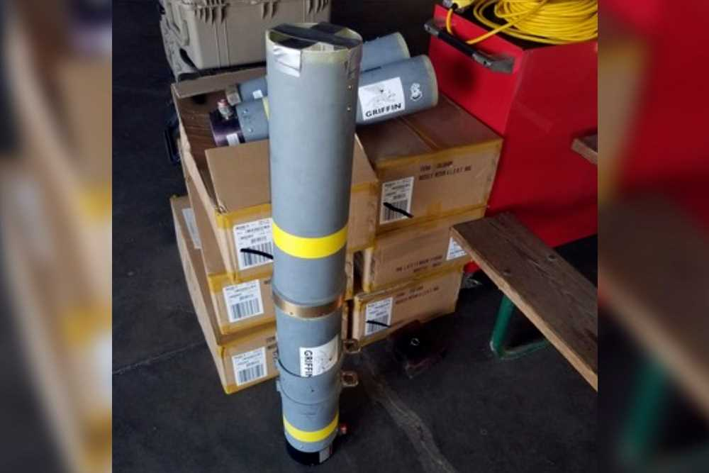 TSA seizes rocket launcher in Baltimore — for second time this week