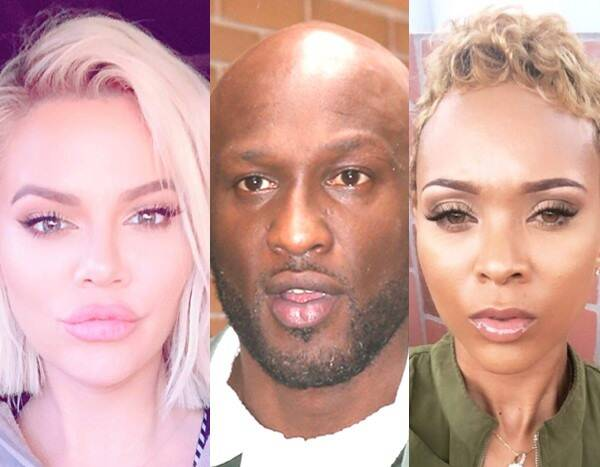 Lamar Odom Pays Tribute to New GF and Khloe After Shade Accusations