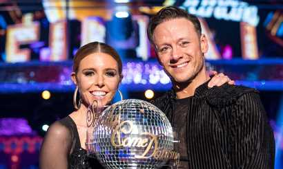 Stacey Dooley makes dramatic return to Strictly Come Dancing with boyfriend Kevin Clifton