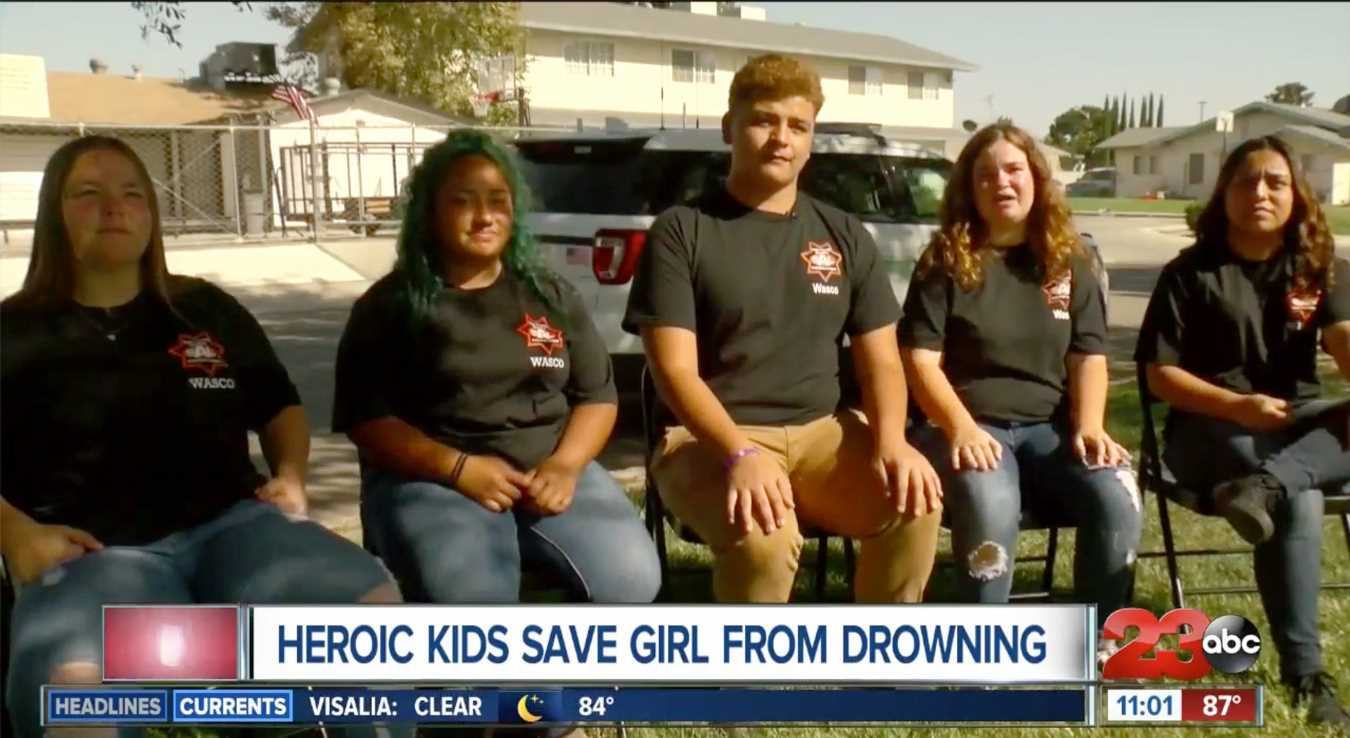 Teens Save Girl Drowning at Water Park: 'Our Families Taught Us to Be Kind and Care for Each Other'