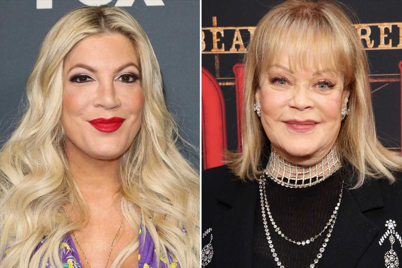 Tori Spelling Says Her Relationship with Mom Candy 'Is Really Good' After Years of Estrangement