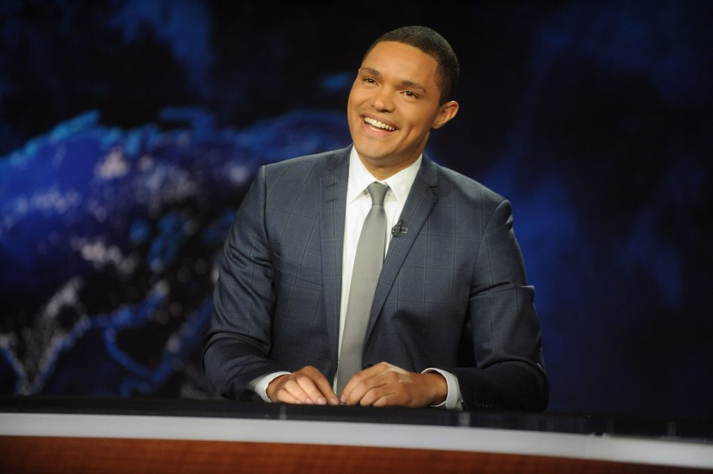'The Daily Show With Trevor Noah' Asks: Is Donald Trump Trying To Deport Melania?