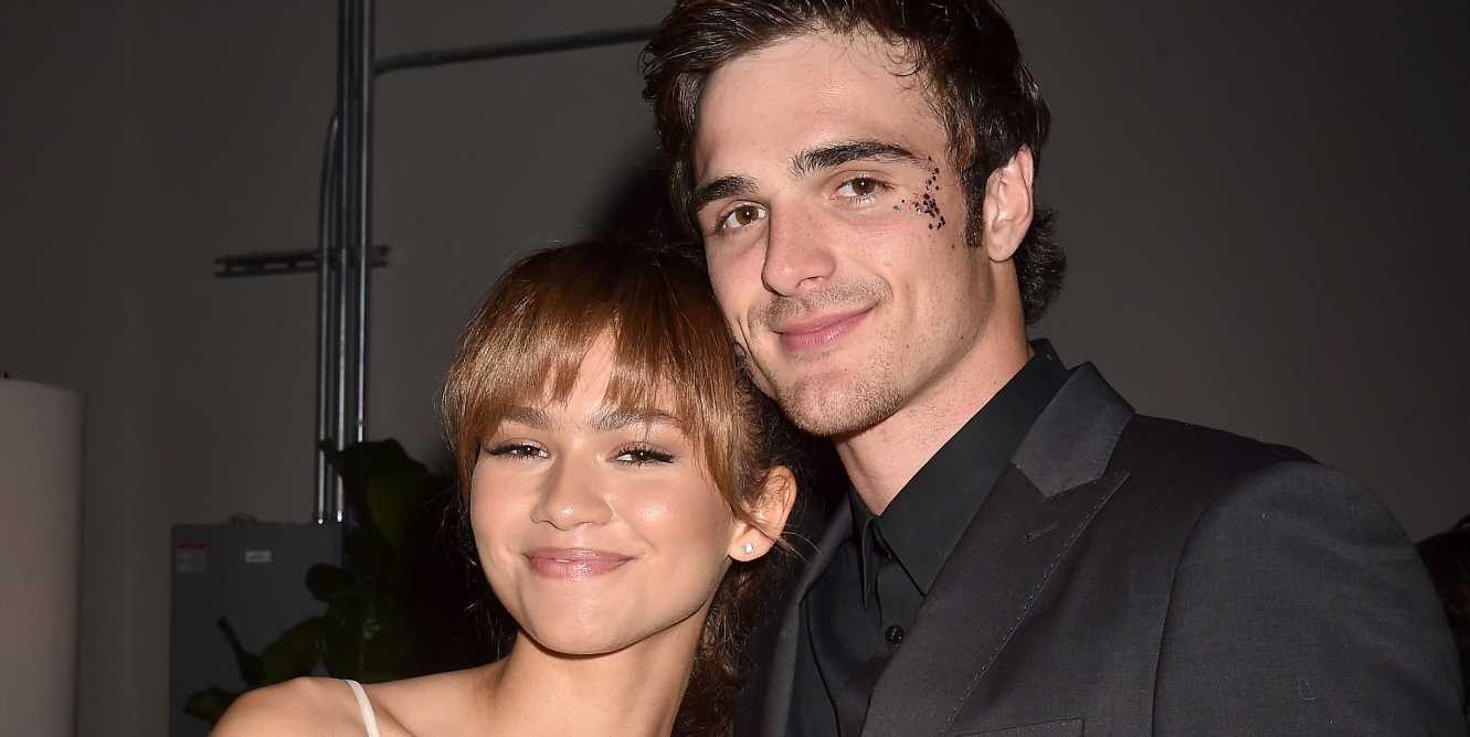Uh, Zendaya Was Just Spotted on Vacation With Her 'Euphoria' Co-Star Jacob Elordi