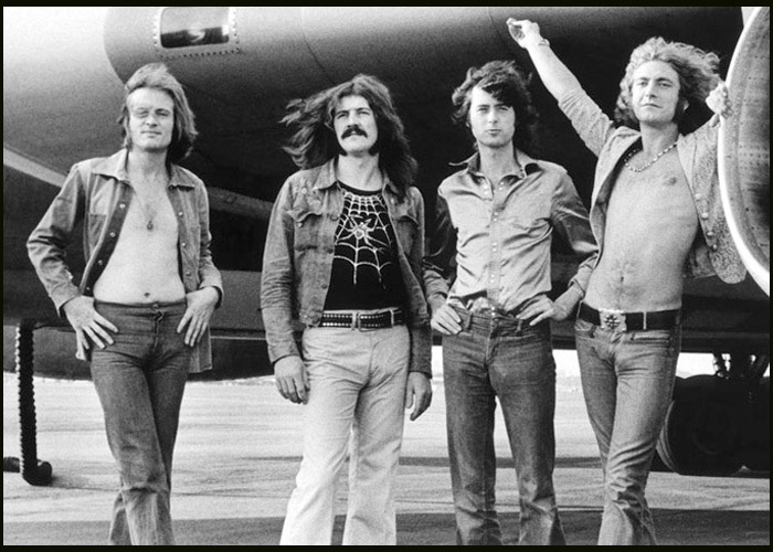 Trump Administration Backs Led Zeppelin In 'Stairway' Copyright Case