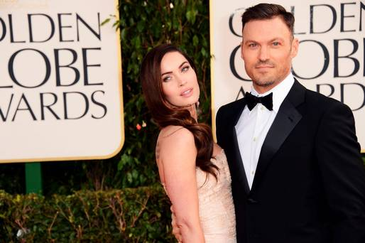 Brian Austin Green says he initially rejected 'persistent' wife Megan Fox because she was 'really young' when they met