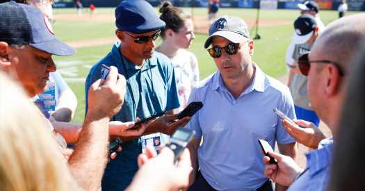 Without a Bold Move, the Yankees Gamble on Their Own Discipline