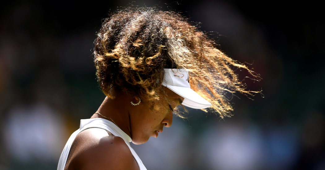 Naomi Osaka Tries to Put the 'Worst Months' of Her Life Behind Her