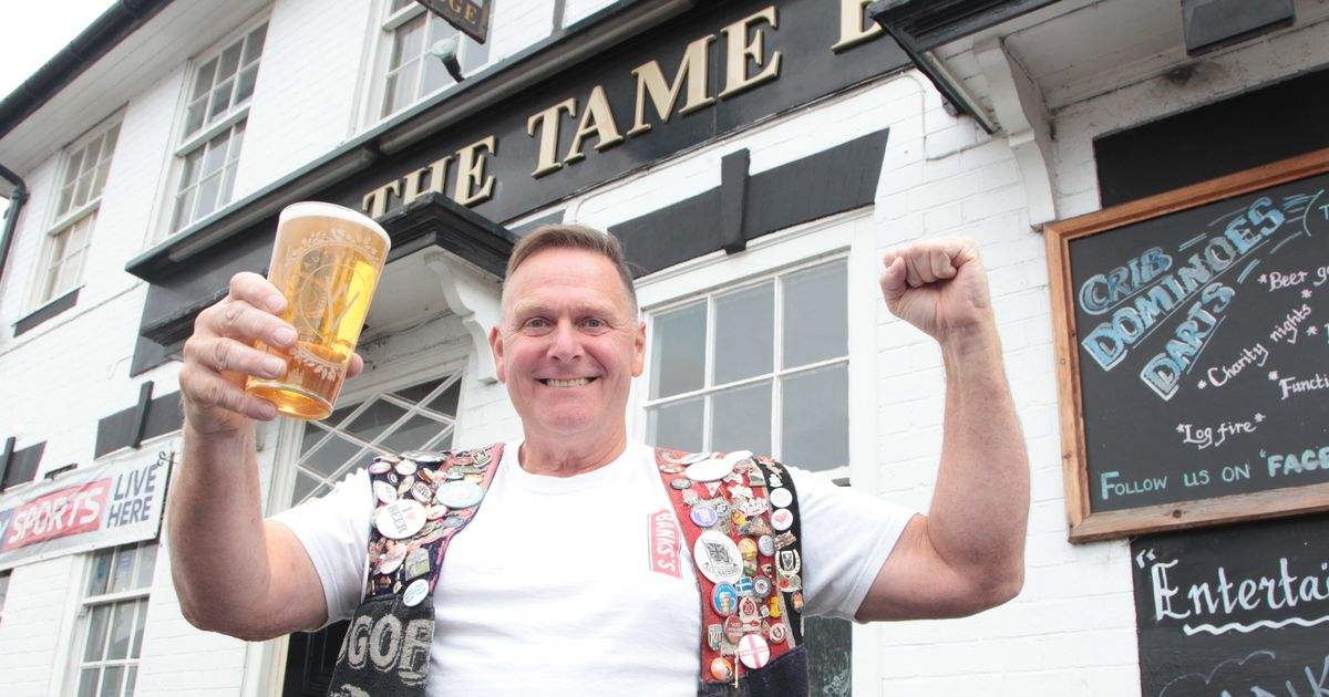 Drinker goes on 35-year UK pub crawl – and sinks a whopping 50,000 pints