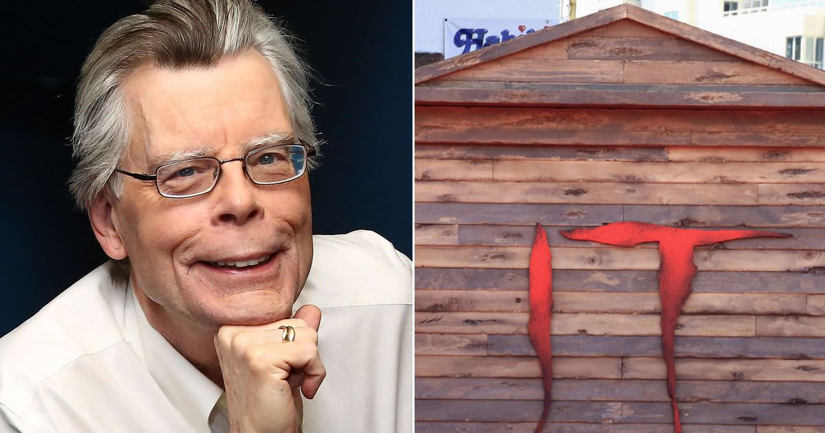Stephen King net worth: 'It' author's wealth unveiled as Chapter Two comes out