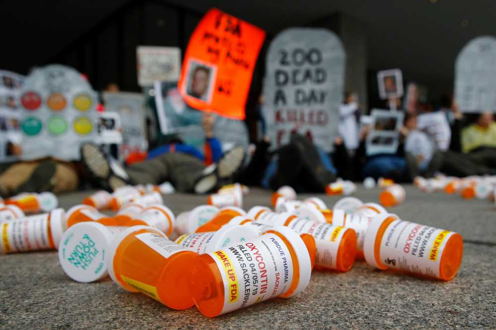 Purdue Is Largely Blamed for the Opioid Crisis. Now It Might File for Bankruptcy