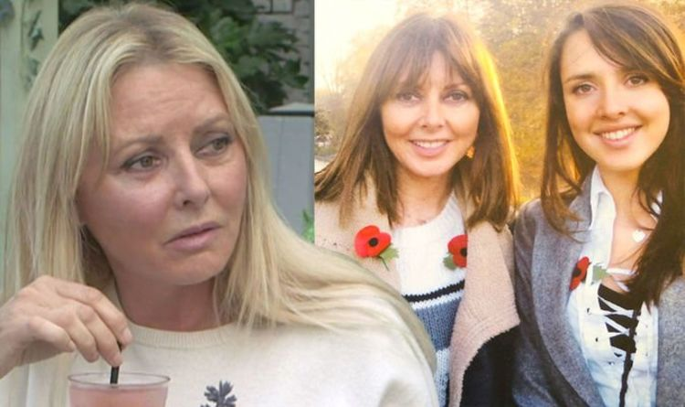 Carol Vorderman causes a stir with unearthed pics of daughter… as fans spot 'mistake'