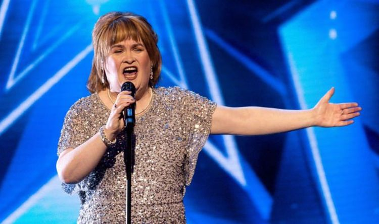 Susan Boyle: Simon Cowell reveals the real reason she's not on BGT The Champions