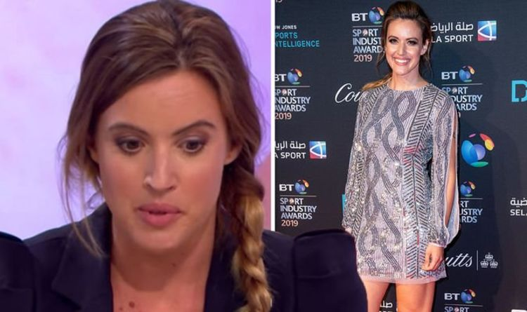 CharlieWebster: 'It was always the plan' Sky Sports host opens up about show exit