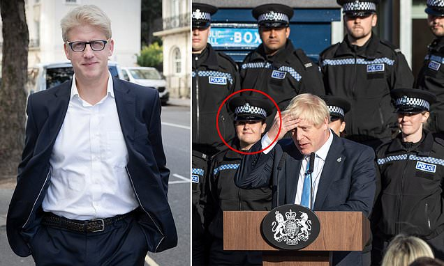 HENRY DEEDES: Boris Johnson sounded like a man in therapy