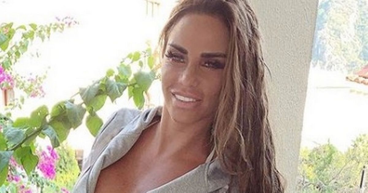 Katie Price back on holiday days after her wild Turkey antics with new lover