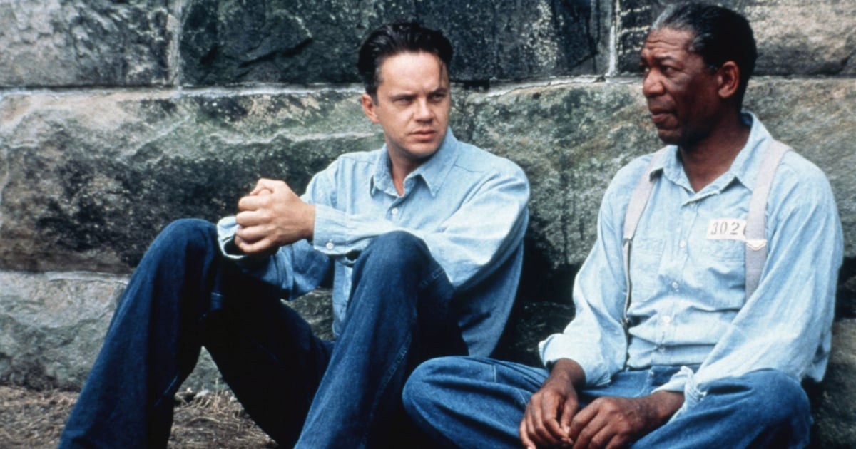 Get Busy Living, Because The Shawshank Redemption Is Returning to Theaters in September