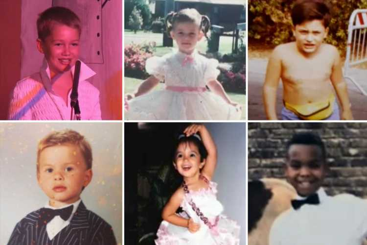 Strictly Come Dancing professionals reveal their cute childhood pictures ahead of new BBC1 show