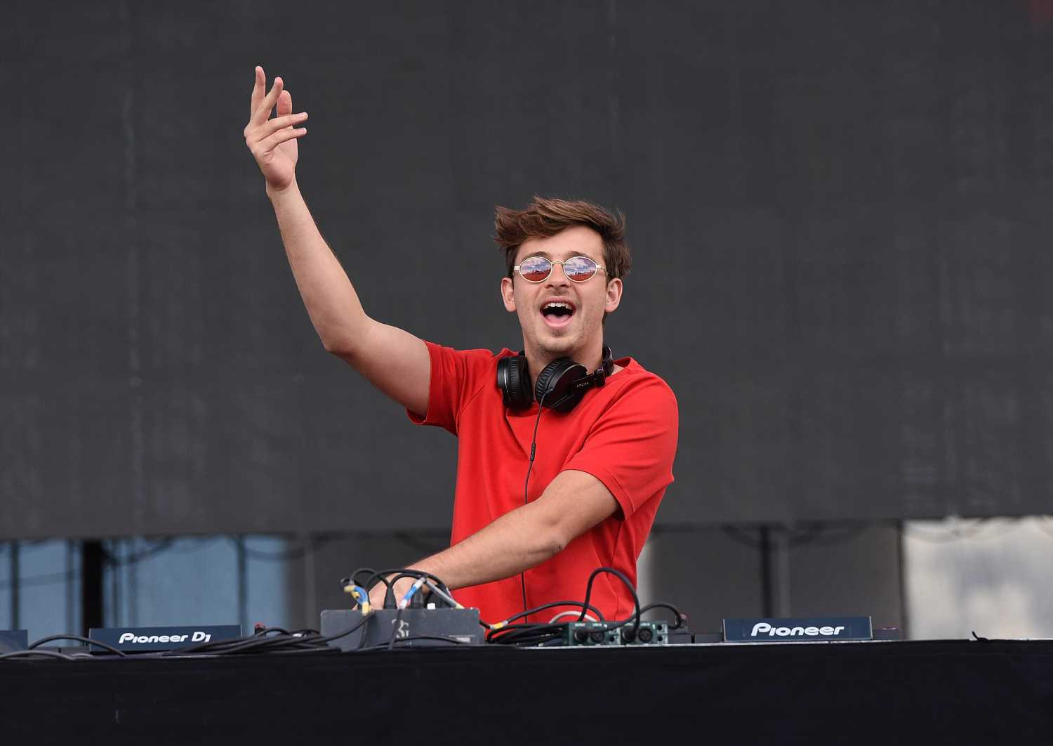 Who is Flume? Aussie DJ and producer who performed x-rated sex act on stage at Burning Man festival