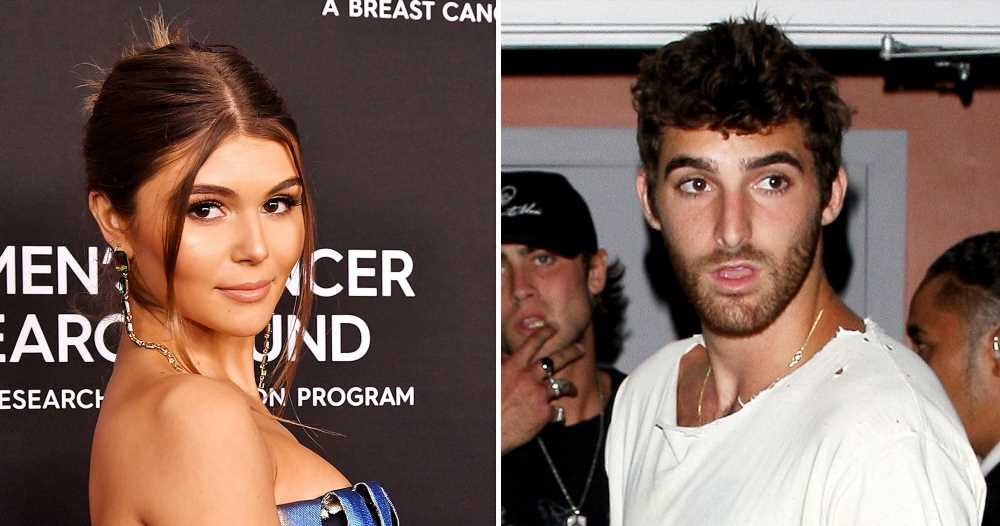 Olivia Jade Was in 'Good Spirits' at Disneyland With BF Amid College Scandal