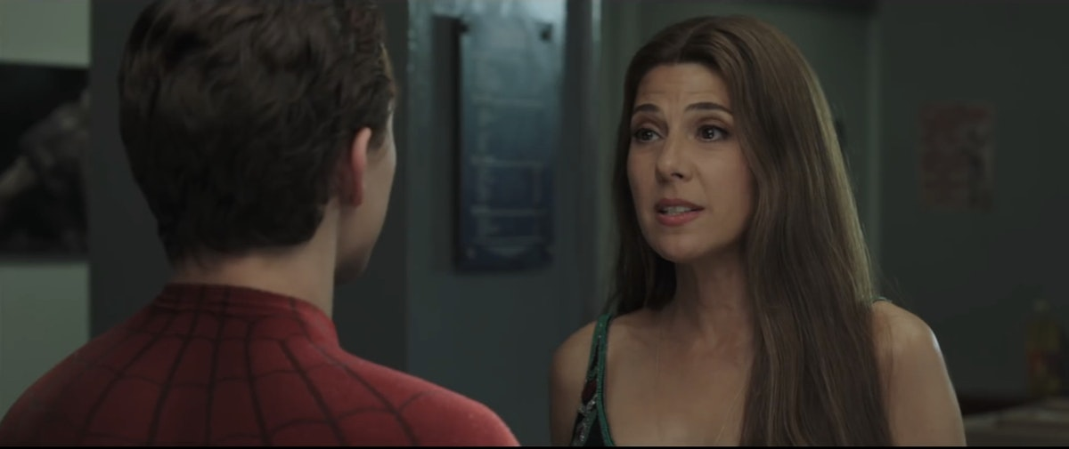 Watch Tom Holland Explain Why Aunt May Is Such An Asset To His Spider-Man
