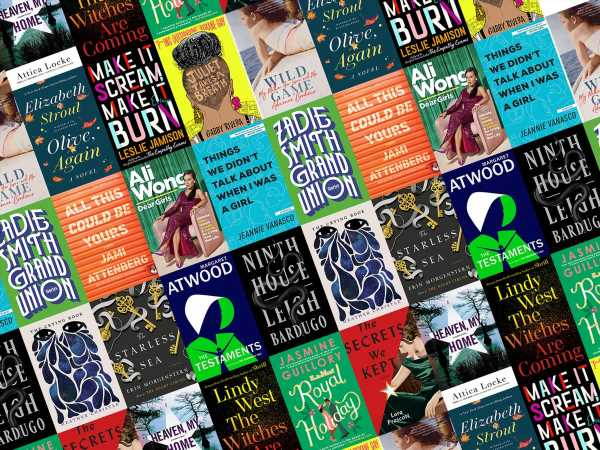 36 New Fall Books That Everyone Will Be Talking About