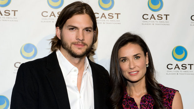 Demi Moore Reportedly Had a Miscarriage While Married to Ashton Kutcher
