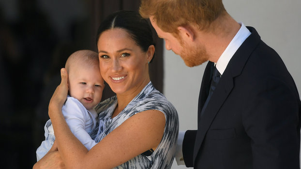 Baby Archie Just Made His Royal Tour Debut, and There Are So Many Photos