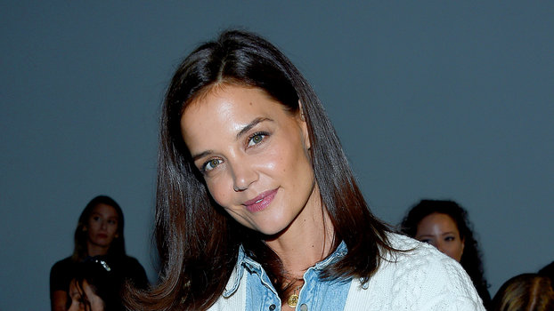 Katie Holmes's Instagram Photo Session Is Giving Us Senior Portrait Vibes