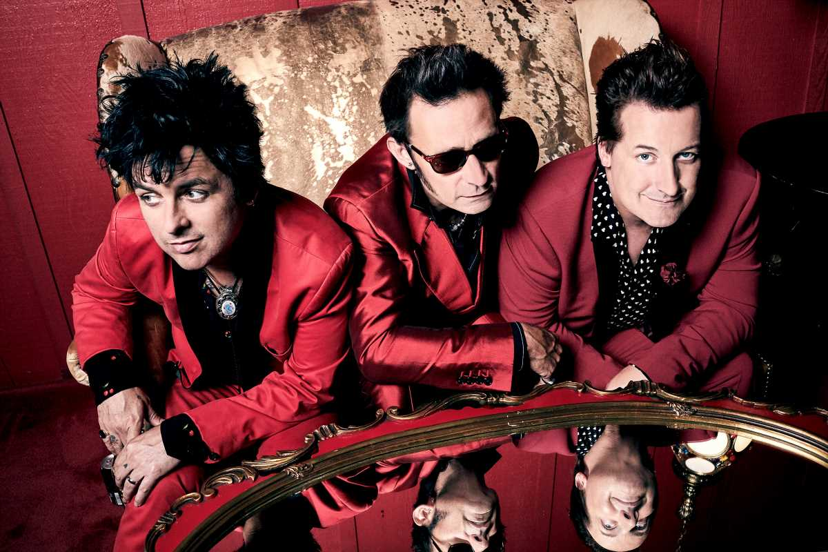 Green Day Preview New Album 'Father of All…' With Title Track