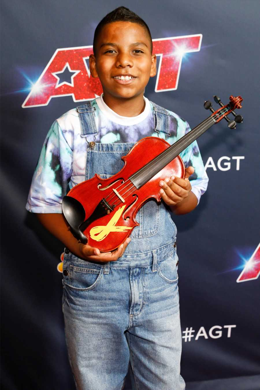 11-Year-Old AGT Violinist Who Beat Cancer Hopes to Be an 'Inspiration to Many Children'