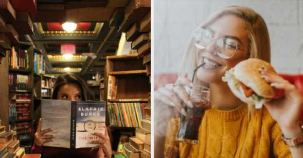 What Type Of Library-Goer Are You?