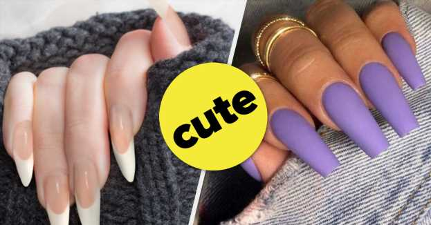 This Personality Quiz Will Determine Which Nail Shape You Should Try