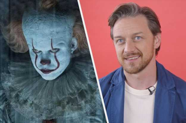 """Do You Agree With The Stars Of """"It Chapter Two"""" On These Horror Would You Rather Questions?"""