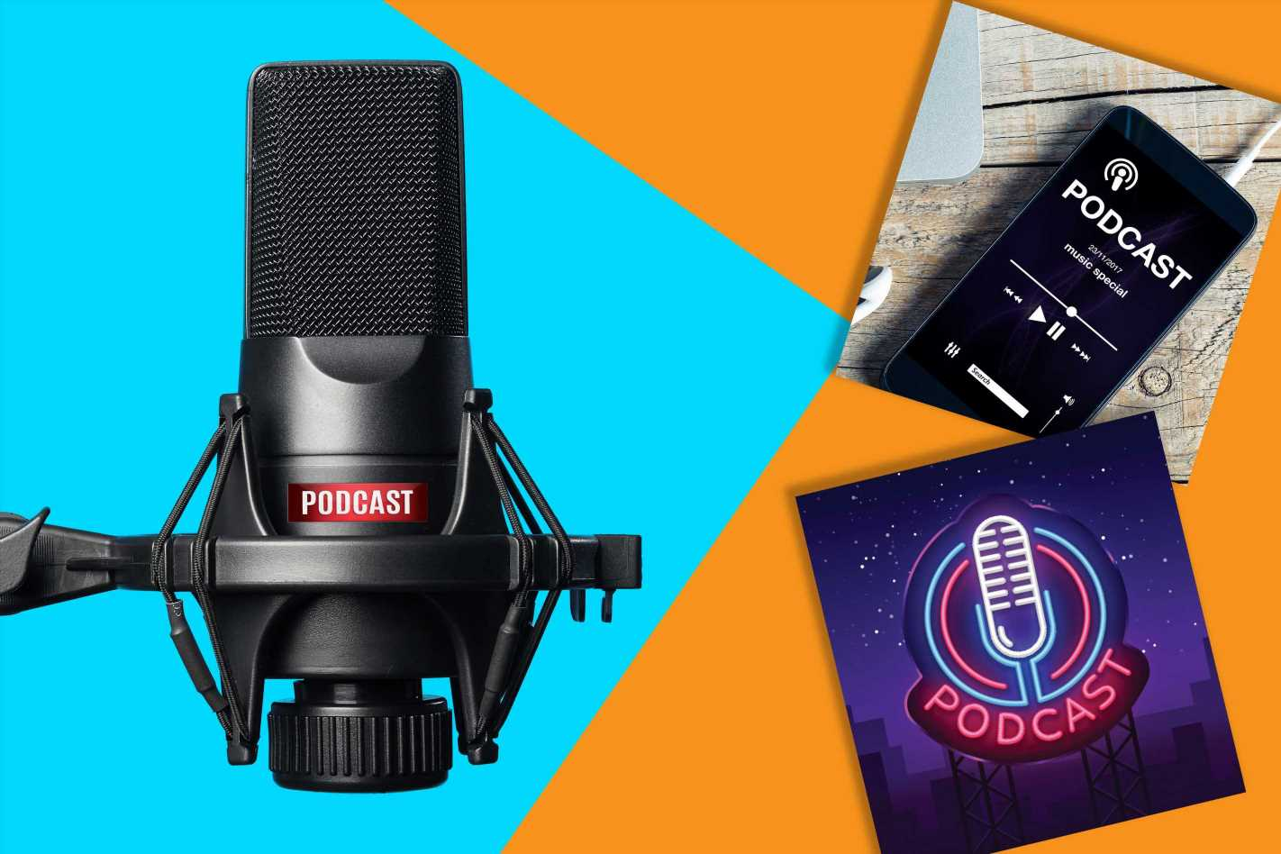 Learn how to start a podcast from NPR producers for under $20