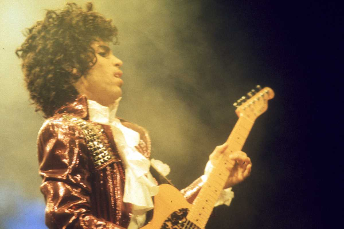 Watch Prince Celebrate Pop Apocalypse With Previously Unreleased '1999' Live Clip