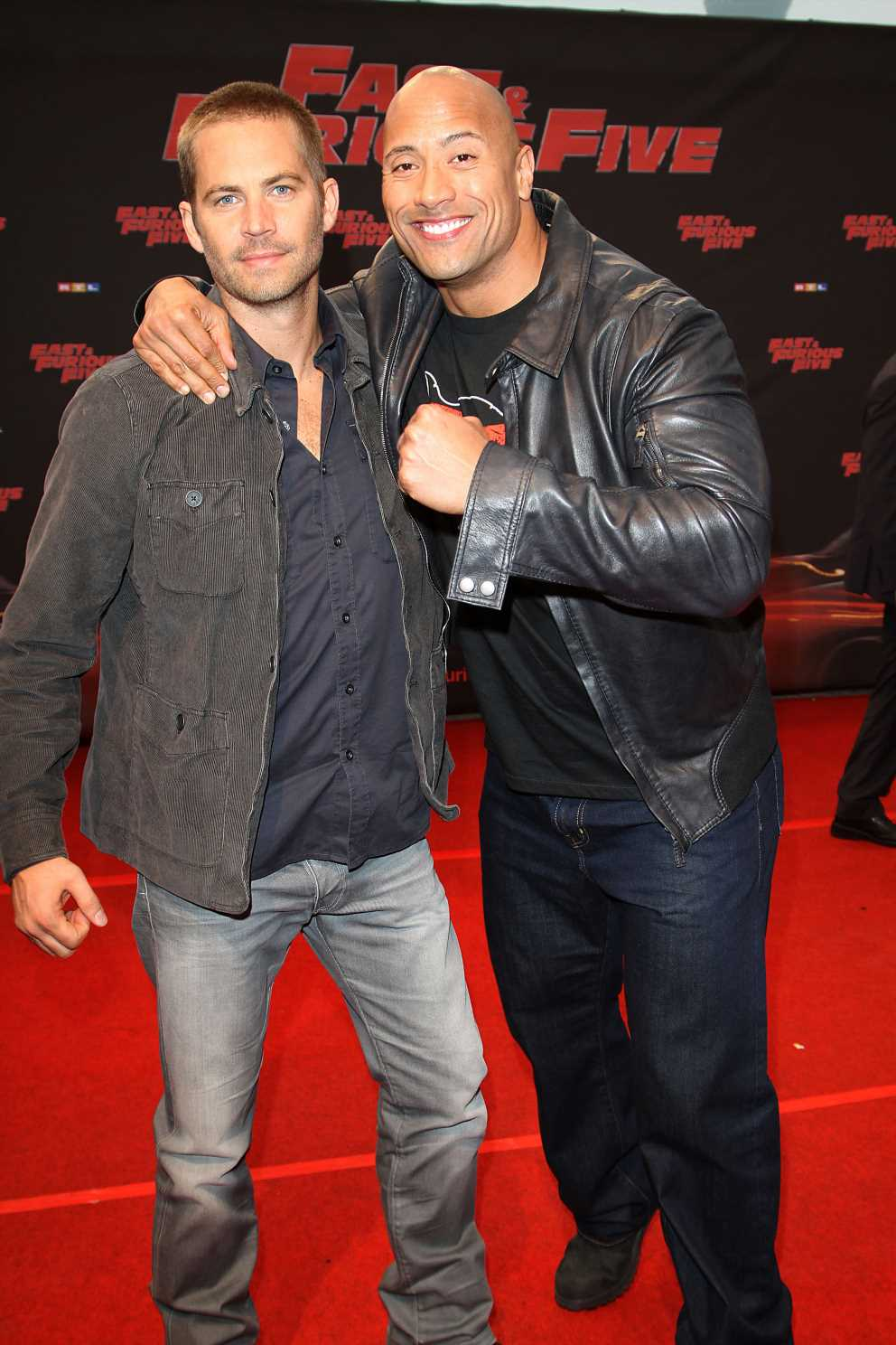 Dwayne Johnson Says Friendship with Late Paul Walker Was 'Bonded Over Our Daughters'