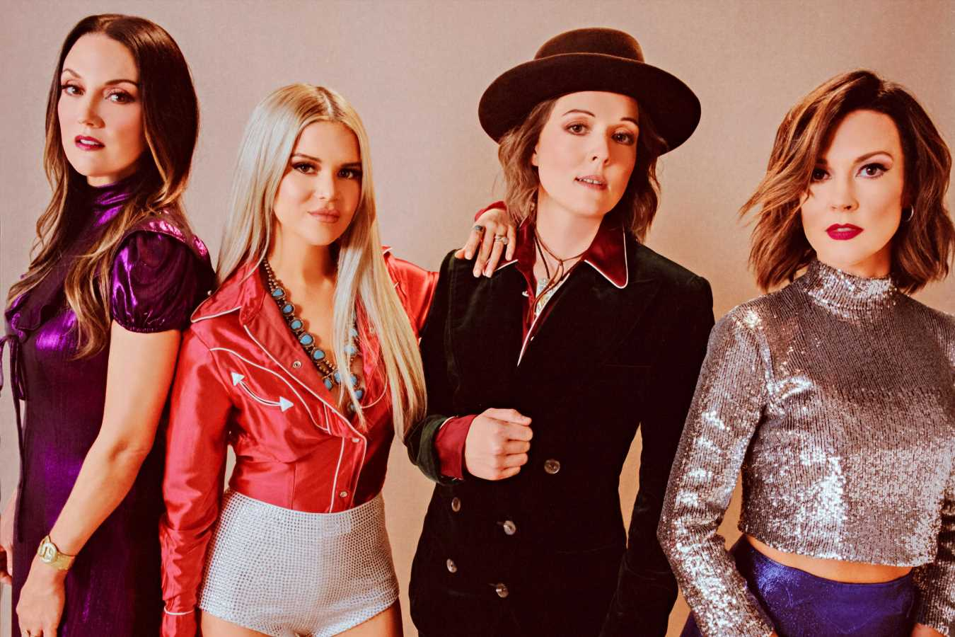 Get to know the new country supergroup the Highwomen