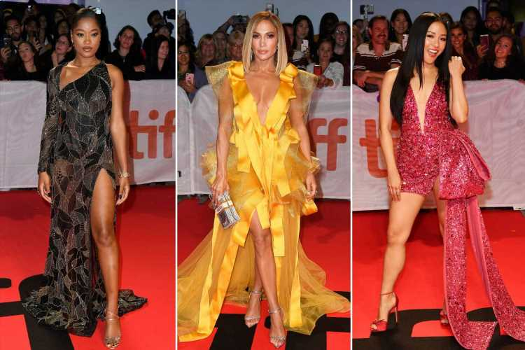 The best red carpet looks from TIFF 2019