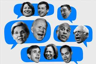 Watch Live: The Top Democrats For President Are Debating On The Same Stage For The First Time