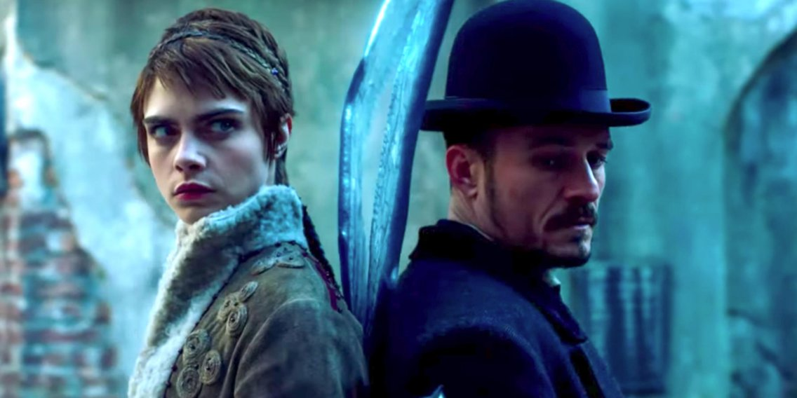 Amazon's new fantasy TV series 'Carnival Row' is hated by critics but a hit with audiences