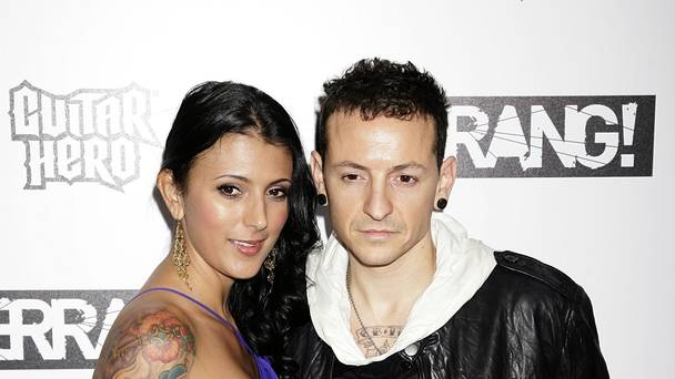'I am here to tell you that you can find love after tragedy' – Linkin Park singer Chester Bennington's widow announces she is engaged