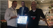 'He freakin' came!': Tom Hanks stops by Toronto coffee shop after social media campaign