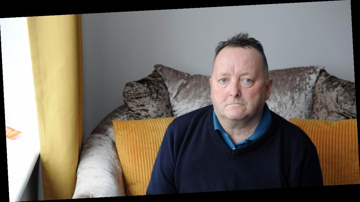 Dying dad whose son was murdered is refused Universal Credit and told to get job