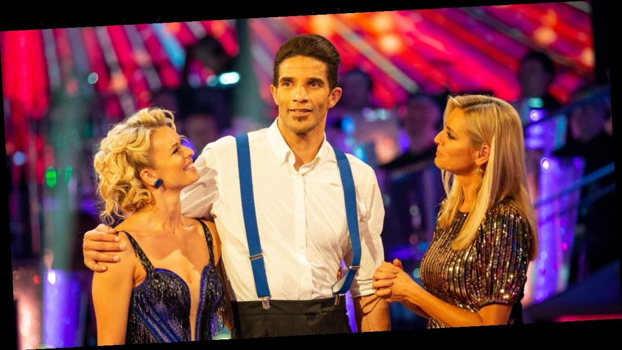 David James axed from Strictly – and gives heartfelt message to Will Bayley