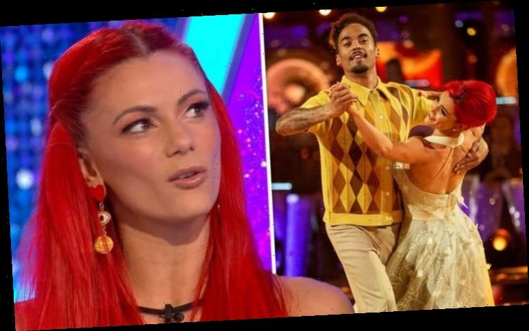Dianne Buswell 'rushed to A&E' after Strictly partner Dev Griffin 'dropped her from 8ft'