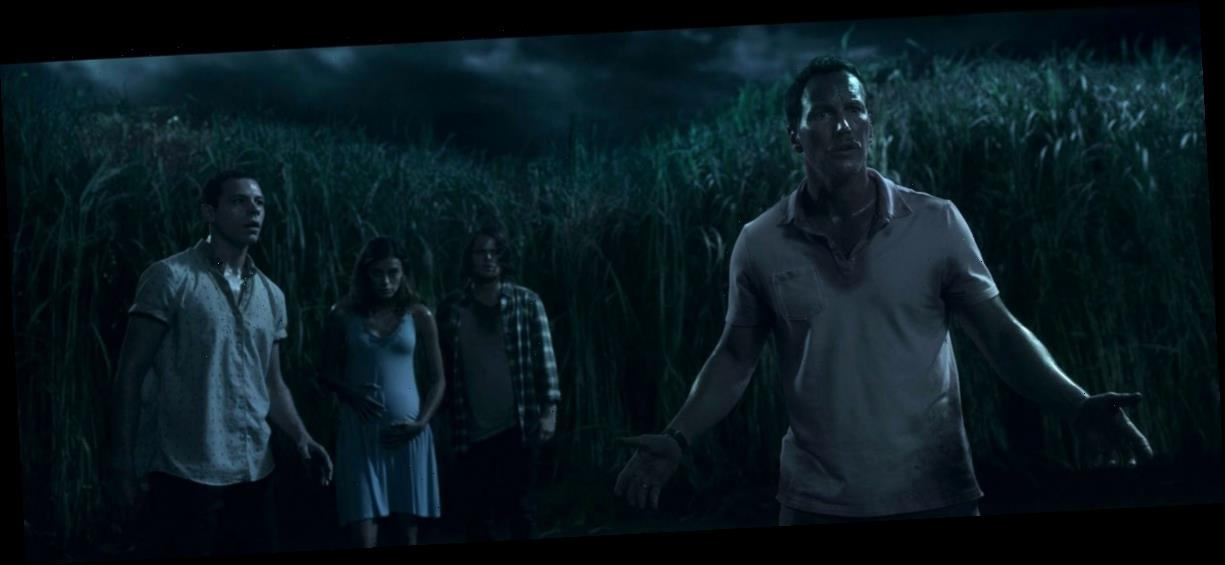 Leave It To Netflix & Stephen King To Make *Grass* Scary