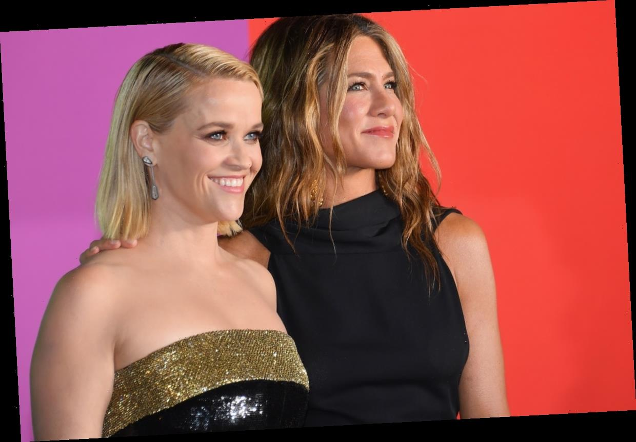 Jennifer Aniston & Reese Witherspoon's Friendship Goes Way, Way Back