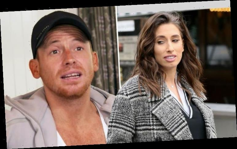 Stacey Solomon reveals 'flirty' action she's banned Joe Swash from doing 'I reined it in'