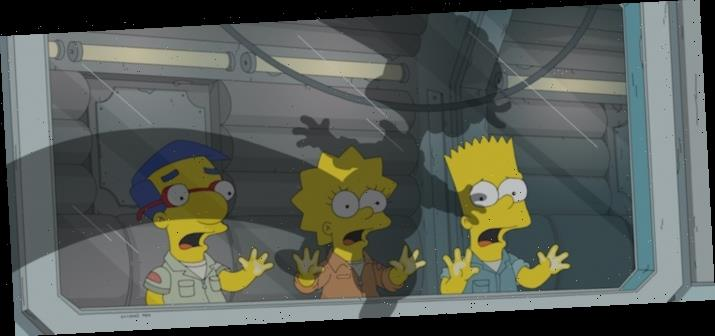 Thanksgiving Of Horror Breaking Down The Many Movie References In The Latest Episode Of The Simpsons Big Star Site
